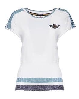 maglietta aeronautica donna